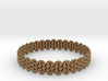 Wicker Pattern Bracelet Size 5 3d printed
