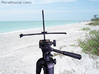 Sony Xperia Z3 Tablet Compact tripod mount 3d printed
