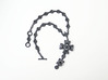 Gothic Cross Necklace Ⅰ 3d printed