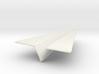 Paper Airplane 1 3d printed