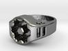 US8.5 Ring XIX: Tritium 3d printed