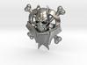 Bat Skull 3d printed
