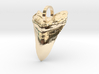 Megalodon Shark Tooth 3d printed