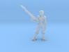 28mm SciFi Empire Guards sergeant  3d printed