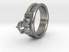 Ø17.50 Mm Diamond Ring Ø4.8 Mm Fit 3d printed