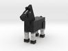 Horse 010 3d printed