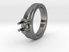 Ø16.20 Mm Diamond Ring Ø7 Mm Fit 3d printed