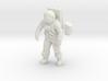 1: 24 Apollo Astronaut a7lb Type / Standing Pos. 3d printed