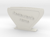 Carry Handkerchiefs with name of Restaurant  3d printed