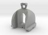 I♥U Shape 2 - Customizable 3d printed