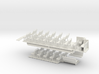 1:43 London Transport STL11 -Floors & Seats 3d printed