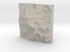 6'' Denali, Alaska, USA, Sandstone 3d printed