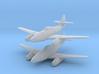 1/200 Messerschmitt Me-262A (x2) 3d printed