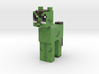 Zombie Villager Pony 3d printed