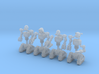 Tech Cyber Workers 3d printed