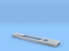 HMAS Vampire 1/350 Wl stern 3d printed