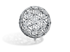 Pendant 150mm Flower Of Life 3d printed