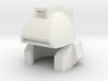Robohelmet: Active Kick 3d printed