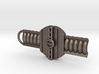 Warp Core Pendant, Metals 3d printed