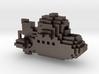 Submarine Keychain 3d printed