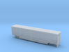 1/160 Two Axel Cattle Semi Trailer 3d printed