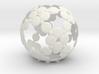 0296 Great Rhombicuboctahedron V&E (d=10cm,fc)#003 3d printed
