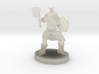Orc Warrior Figurine 3d printed