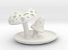 Mushrooms accessory tray 3d printed