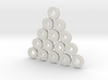 3D Fabric Test Sample 3 3d printed