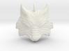 Fenrir - Norse Wolf Pendant 3d printed