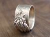 Game of Thrones House of Stark Ring Size 13 3d printed