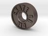 Skateboard Bearing: Skate or Die Keychain & Neckla 3d printed