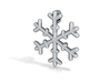 Snowflakes Series III: No. 19 3d printed