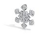 Snowflakes Series III: No. 22 3d printed