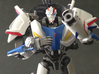 TFP upgrade set duo for Smokescreen 3d printed