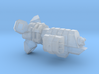 Province Class Light Carrier - 1:20000 scale 3d printed