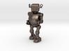 Retro 50's Toy Robot 3d printed