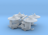 Verkauf - Consession 4 Roundjet - 1:160 (n scale) 3d printed