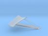 17-Plume Deflector 3d printed