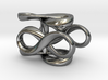 Lemniscate Cufflinks 3d printed