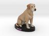 Custom Dog Figurine - Jesse 3d printed