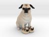Custom Dog Figurine - Lilly 3d printed