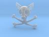PIRATECATS Pendent / Symbol 3d printed