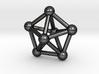 0309 Pentagonal Bipyramid J13 V&E (a=1cm) #003 3d printed