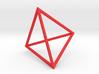 Golden Dawn Tetrahedron 3d printed