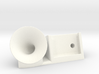Galaxy S5 Cell Phone Speaker Amplifier and Stand 3d printed