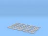 N Scale CSX Ditch Light Bulk Pack 3d printed