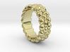 Chocolat Ring 15 - Italian Size 15 3d printed