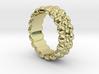 Chocolat Ring 27 - Italian Size 27 3d printed