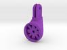 Garmin Varia Tail Light/Edge To GoPro Adapter 3d printed